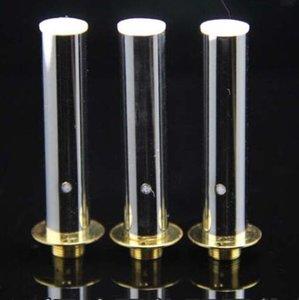 고품질 2ohm 교체 분무기 코어 헤드 가열 코일 T1 Clearomizer E-pipe 618 용 Sax Shaped Detachable Atomizer