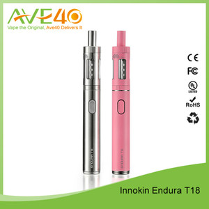 Authentic Innokin Endura T18 T18E Starter Kit With 1000mah Battery 2.5ml 2.0ml Prism 18 Atomizer