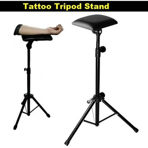 Bracket Armrest Stand Adjustable Height Holder Tattoo Tripod Machine Supplies Accesories With Sponge