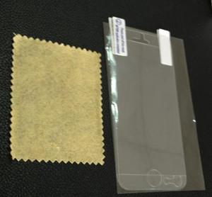 Haute Qualité Avant Clair LCD Film Protecteur Garde Pour iPhone 6 6G Plus 5 5S 5C 4S Samsung Galaxy S5 S4 S3 S5 mini NOTE 3 LG G2 HTC M8