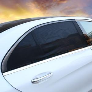 자동차 커버 자동차 차량용 양산 스크린 윈드 실드 UV 프로텍터 블랙 닷넷 섀도우 선글라스