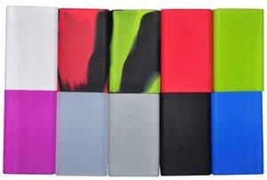 SMOK X CUBE II 2 160W MOD E cig Electronic cigarette Silicone Case Skin Cover Bag Pocket Pouch Accessories Box Case