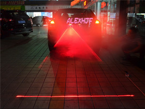 Anti-collision laser warning light of automobile , car Laser rear fog light, Universal Edition, automotive safety crash warning lights