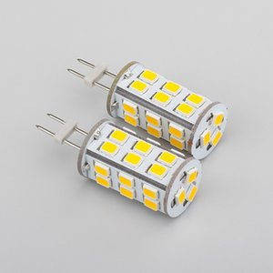 G4 Led Lampe 2835SMD Lichtquelle 27LEDs super helle 4W dimmbare Lampe 12VDC gut für Home Office-Boots-Auto-20PCS / Lot