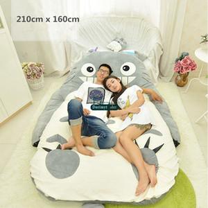 Borsa Dorimytrader pop qualità anime Totoro poltrona sacco morbido tatami divano tappeto materasso a pelo per il regalo Lover bambini decorazione DY61851