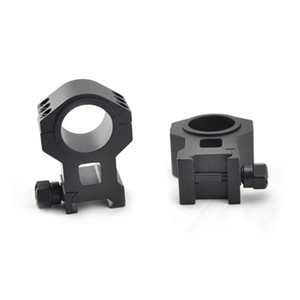 Visionking VGK 30mm and 25.4 1 inch Tube Picatinny 21mm High Mounting rings for Rifle Scope Hunting