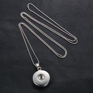NOOSA Long Press Noosa Chunks Collana Ciondolo Snap Button Noosa Collane con pendente per le donne Gioielli fai da te Nosa Spedizione gratuita
