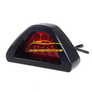 12 LED Rouge clignotant feux de freinage de queue Lampe de voiture Feu de recul stroboscopique Flash feux de détresse DC 12V