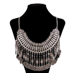 Europa e américa colares pingentes de moda originais do vintage itens europa nova festa choker declaração colar de jóias mulheres
