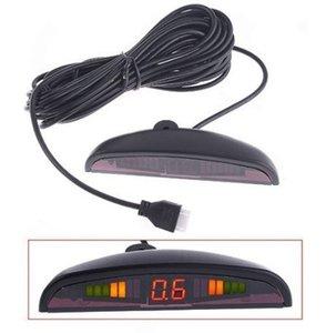 Sistema de Detector de Radar de Reserva Auto del monitor LED Auto Invertido de Asistencia para Estacionamiento del automóvil + Pantalla de retroiluminación + 4 Sensores al por mayor