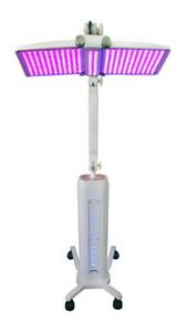 terapia de bio-luz de la lámpara profesional médico PDT LED terapia de luz PDT LED llevó la máquina facial con siete colores para cuidado de la piel