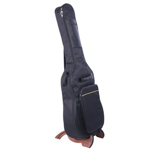 Fashion Durable Waterproof Oxford Guitar Carry Bag Double Straps Padded Gigbag For Acoustic Guitar