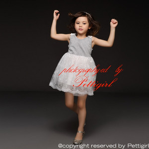 Pettigirl Retail 2019 Nouvelles Robes Fille Populaires Sans Brodez Et Maille Pour Enfants Vêtements Vêtements Enfants Dress Drop Shopping GD50309-24