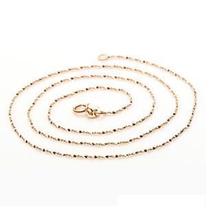 Бесплатная доставка 925 стерлингового серебра ювелирные изделия кулон 45 см цепь ссылка звездных девочек