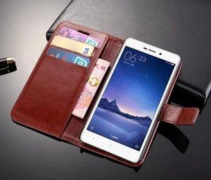 Clip Portefeuille optionnel Pour Xiaomi Hongmi 3 Etui à rabat de protection de peau de luxe pour Xiaomi Hongmi 3 Redmi 3 Redrice 3
