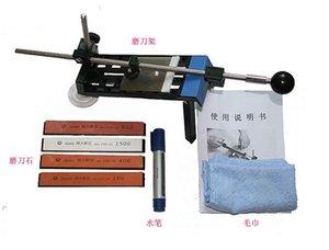 Lansky ruixin mise à jour professionnelle système de taille-couteaux de cuisine 4pcs pierres à affûter apex bord pro Avec des sacs noirs au détail