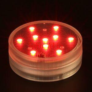 Vendita calda 3AAA multicolore telecomandato a batteria multicolore RGB Lanterna di carta LED, sommergibile LED floreale luce Floralyte freeshipping