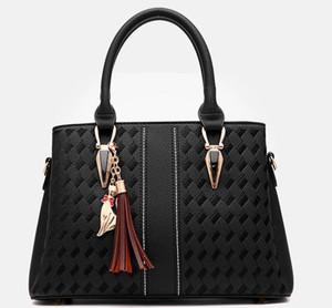 2017 neue winter Han Chao Shan jianxie Satchel Handtasche mode handtasche tasche luft im alter von mutter