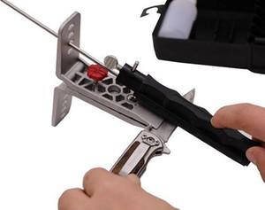 Профессиональный широкий спектр кухонный нож точилка система Fix угол 5 камень версия