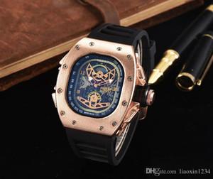 Vigilanza di modo casuale superiore degli uomini della vigilanza degli uomini di lusso di marca dell'orologio del quarzo di sport dell'esercito di marca