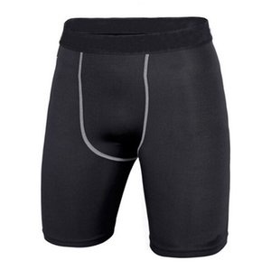 новое прибытие Quick Dry мужчины нижнее белье велоспорт узкие короткие брюки сжатия кожи спортивные шорты бесплатная доставка