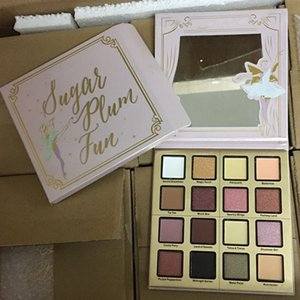 Il più nuovo trucco Sugar Plum Fun Eye Shadow Palette 16 Color Matte e Shimmer Shades Eyeshadow Palette Fairy