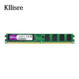 Kllisre DDR2 2GB Ram 800Mhz 667Mhz trabalho todos INTEL e memória compatível AMD Mobo