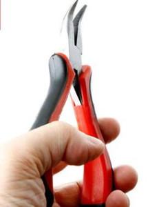 toptan saç uzatma pense saç uzatma araçları düz ve kavisli pense El Aletleri ücretsiz kargo