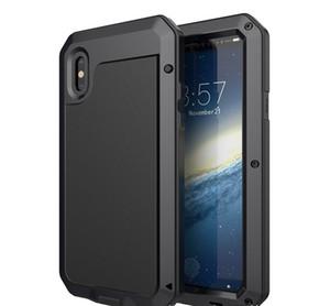 Роскошные грязь доказательство противоударный водонепроницаемый сверхмощный броня телефон чехол для iphone X 4S 5S 5C 6 плюс 7 8 7 плюс
