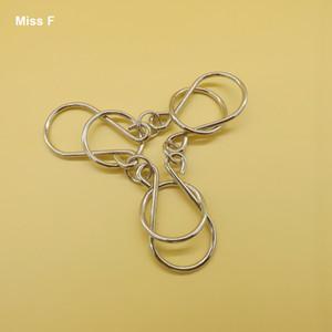 Wintersweet Puzzle Ring Mind 게임 고전적인 교육 장난감 Chinese Wire Puzzle Unlock