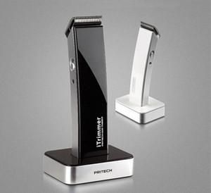 Elektrische PRITECH Professionelle Wiederaufladbare Titan Haarschneider Für Männer Bart Mustanche Clipper Baby Haarschneidemaschine Haarschneider