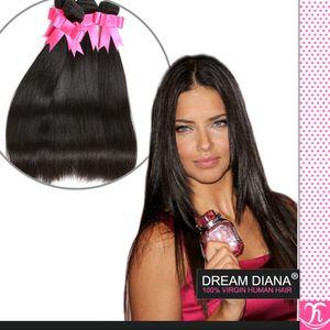 Rosa Haar-Produkte Günstige Bündel von Brasilianisches Haar 3 Stück Viel Peerless Virgin Haar-Unternehmen Günstige Brasilianisches Gerades Haar Billig Menschliches Haar