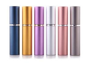 Spray Parfüm nachfüllbare Flasche, Mode, Reise Mini nachfüllbar Frauen 5ml Parfümzerstäuber Spray Parfum 5 ml Leere Flasche Parfüm-Flaschen