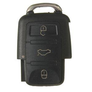 Nova CHAVE FECHAR KEYLESS CLICKER PARA VW GOLFE JETTA BEETLE PASSAT B5 1J0959753DJ $ 18no trilha