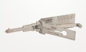 LISHI GM37 GM39 (39 40 41) 2 в 1 авто выбор и декодер для GMC / Buick / Хаммер слесарь отмычку инструмент Lishi инструмент