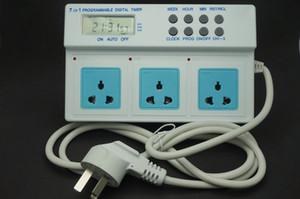 Freeshipping 3680W 수족관 조명 디지털 LCD 타이머 Wave Maker Programmable