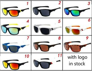 Neue Sonnenbrille für Männer Markendesignersonnenbrille-Sommer neueste Artgläser 11 Farben Sport im Freien Mannfrauen, welche die freeshipping Gläser radfahren