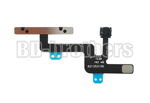 100% banda new original volume de energia flex cable mudo botão interruptor conector da fita para iphone 6g / 6 plus 50 pcs
