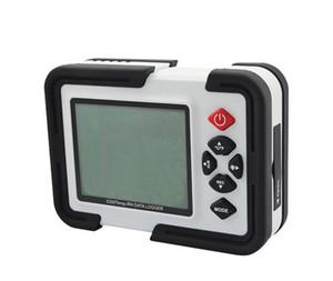 Freeshipping Monitor de CO2 digital Medidor de CO2 Analizador de gas analizador Analizadores de CO2 de 9999ppm con temperatura y prueba de humedad