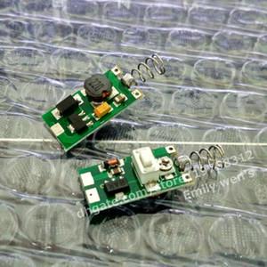 405nm 1-250mW 3.7V Violet Blue Laser Laser Diode bordo scheda del circuito del driver per puntatore laser / torcia / modulo laser