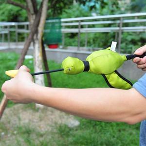 Fournitures pour chien Bungy Neck lance un canard jusqu'à 100 pieds Slingshot Duck Flying Pet Dog Toy Le nombre limité de Ne manquez pas la chance