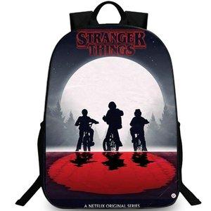 Незнакомец вещи рюкзак паника рюкзак научная фантастика teleplay школьный рюкзак досуг рюкзак спортивная сумка Открытый день пакет