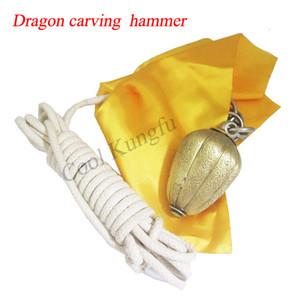 Météor marteau laiton marteau à découper Dragon martial art Kungfu chinois