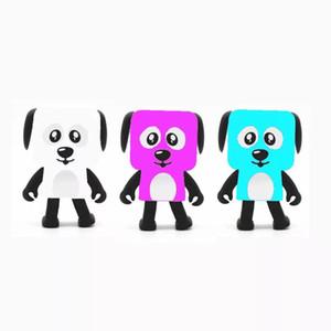 Bluetooth Sound Roboter Cartoon Intelligent Entertainment Robot Tanzen Speaher Roboter Kinderspielzeug Platz Roboter Geschenke DHL geben frei