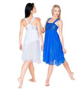 Ropa de baile del ballet Leotardo muchachas adultas del ballet del tutú del ballet del niño del traje del niño femenino de baile vestido de baile latino ropa de vestuario L180