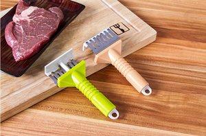 La nouvelle ligne rapide filet de filet de porc viande aiguille de pin aiguilles de pin cuisine outil couteau viande est Hamstring