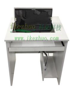 Branch desk computer desk flip, flip student desk