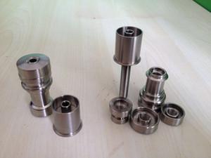새로운 D-Nail V1.2 헤드 인피니티 하이브리드 enail / e-nail 티타늄 Domeless 20mm 또는 18.5mm E-nail DNail