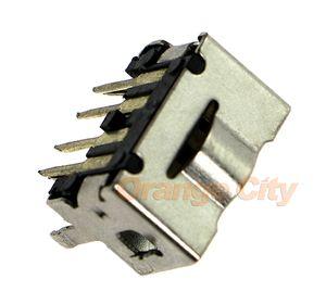 Originale nuovo Power Jack Socket Caricabatterie Dock Porta di ricarica per DS GBA SP