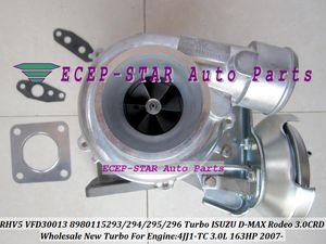 RHV5 VIEZ VFD30013 8980115293 8980115294 8980115295 8980115297 ISUZU D-MAX Rodeo 3.0L için Turbo Turbo Şarjı CRD 2007-4JJ1-TC 4JJ1T 163HP